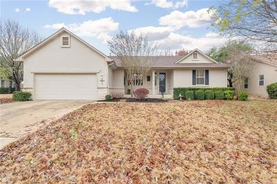 Georgetown Single Family Home For Sale: 230 Lone Star Dr