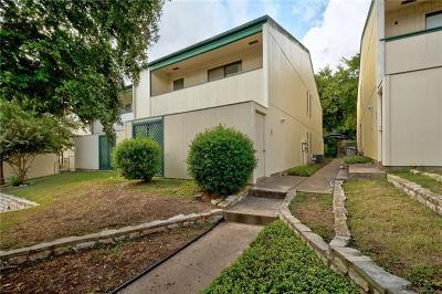 Hays County, Travis County, Williamson County Condo/Townhouse For Sale: 6718 Silvermine Dr #404