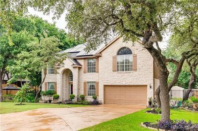 Austin Single Family Home For Sale: 12505 Pintail Cv