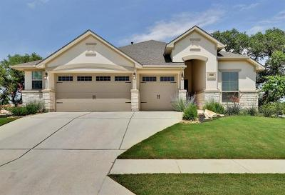 Leander Single Family Home For Sale: 2436 Orchard Way