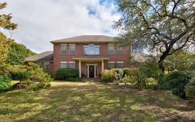 Travis County Single Family Home For Sale: 10601 La Plata Cv