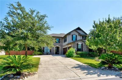 Travis County Single Family Home Pending - Taking Backups: 7732 Haggans Ln