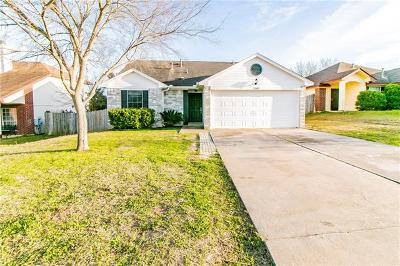 Austin Single Family Home For Sale: 7309 Colony Park Dr