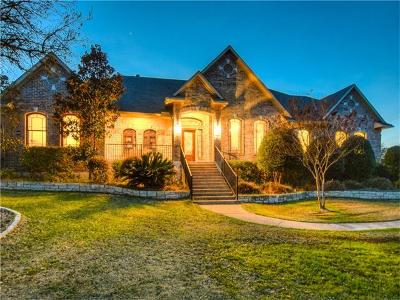 Austin Single Family Home For Sale: 501 Polo Club Dr