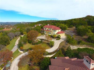 Austin Single Family Home For Sale: 2913 Waterbank Cv
