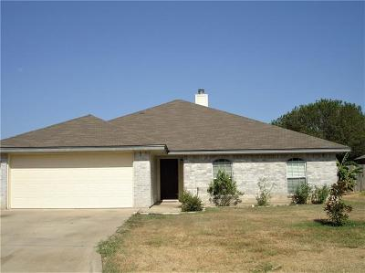 Temple Single Family Home For Sale: 2312 Upland Bend Dr