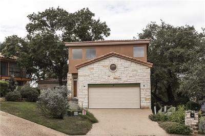 Austin, Lakeway Single Family Home For Sale: 213 Crescent Blf