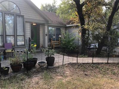 Lago Vista Single Family Home For Sale: 505 District Ln