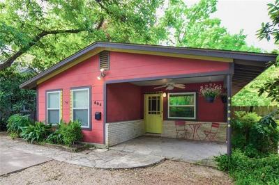 Austin Single Family Home For Sale: 805 E 32 1/2 St