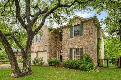 Round Rock Single Family Home Pending - Taking Backups: 2208 Spring Hollow Path