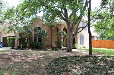 Austin Single Family Home For Sale: 14741 Olive Hill Dr