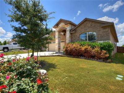 Hutto Single Family Home Pending - Taking Backups: 119 Everglades Cv
