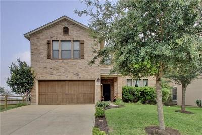 Cedar Park Single Family Home For Sale: 2117 Old Sterling Rd