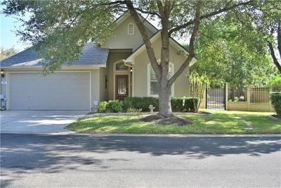 Austin Single Family Home Pending - Taking Backups: 105 Double Eagle Dr