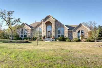 Bastrop County Single Family Home For Sale: 110 Frontier Trl