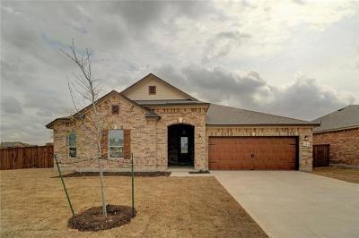 Single Family Home For Sale: 1204 Brenham Ln