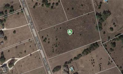 Leander Residential Lots & Land For Sale: 111 Mesa Vista Dr