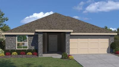 Hutto Single Family Home For Sale: 203 Seaholm Ln
