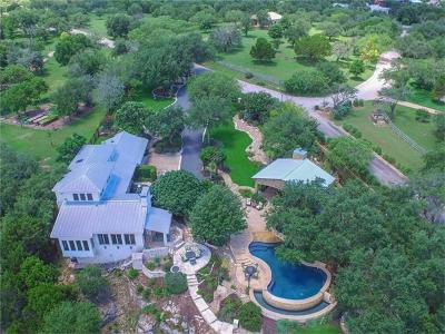 Spicewood Single Family Home Pending - Taking Backups: 1200 Rustic Ln