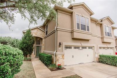 Austin Condo/Townhouse For Sale: 7901 Southwest Pkwy #34