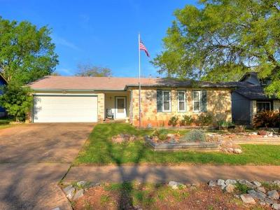 Single Family Home For Sale: 12410 Turtleback Ln