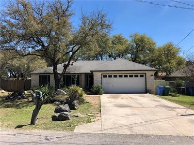 Lago Vista Single Family Home For Sale: 20607 Oak Rdg