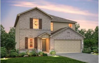 Jarrell Single Family Home For Sale: 705 Sonterra Blvd