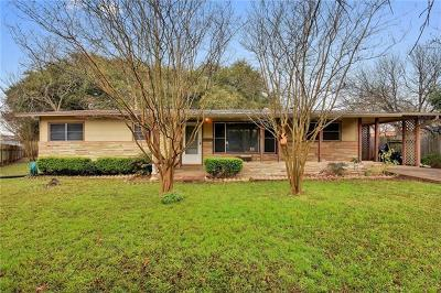 Austin Single Family Home For Sale: 2305 Westforest Dr