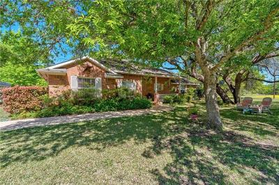 Single Family Home For Sale: 8732 Ranch Road 12