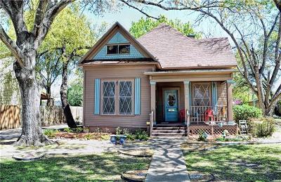 Lockhart Single Family Home Pending - Taking Backups: 718 S Guadalupe St