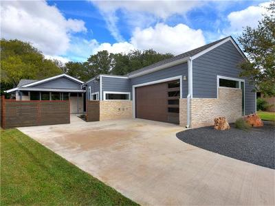 Austin Single Family Home For Sale: 5006 Timber Wolf Cir