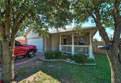 Travis County Single Family Home For Sale: 15021 Bigelow Dr
