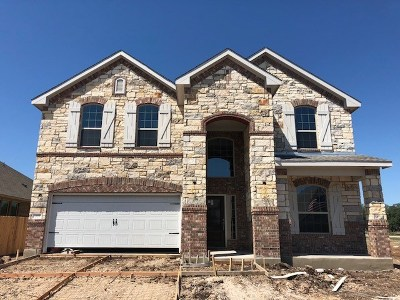 Leander TX Single Family Home For Sale: $328,000