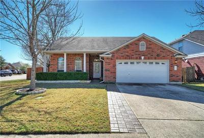 Cedar Park Single Family Home For Sale: 2300 Fairhill Cv