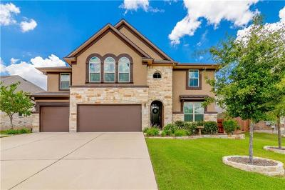 Pflugerville Single Family Home For Sale: 3017 Evening Breeze Way