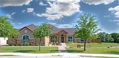 Temple Single Family Home For Sale: 11810 Lago Terra Blvd
