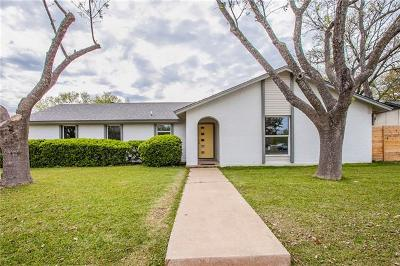 Austin Single Family Home Pending - Taking Backups: 9918 Childress Dr