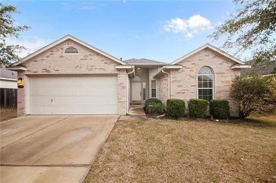 Hutto Single Family Home Pending - Taking Backups: 200 Saint Marys Dr