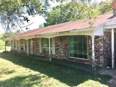 Lockhart Single Family Home For Sale: 698 Old Lytton Springs Rd