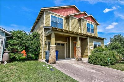 Austin TX Single Family Home For Sale: $289,000