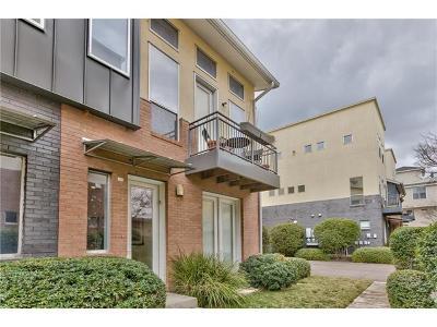 Austin Condo/Townhouse For Sale: 1209 Kinney Ave #8I