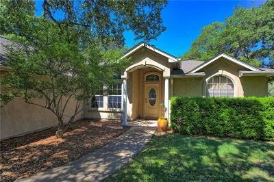 Lago Vista Single Family Home For Sale: 4010 Constitution Dr
