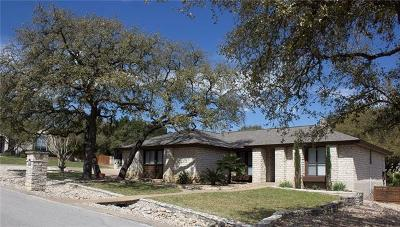 Lakeway Single Family Home Pending - Taking Backups: 525 Flamingo Blvd