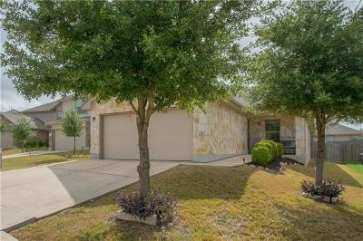Hays County, Travis County, Williamson County Single Family Home For Sale: 10205 Dolce Vista Dr