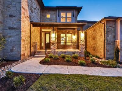 Round Rock Single Family Home For Sale: 3033 Alton Pl