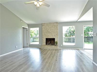 Austin Single Family Home For Sale: 309 Hickok Ct