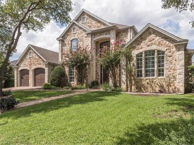 Austin Single Family Home Active Contingent: 10404 Treasure Island Dr
