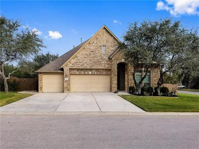 Hays County Single Family Home Pending - Taking Backups: 324 Whispering Wind Way