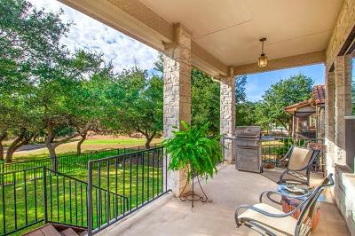 Single Family Home For Sale: 15904 Spillman Ranch Loop