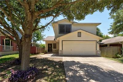 Pflugerville Single Family Home For Sale: 15335 Sweet Caddies Dr